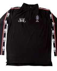 tracksuit top, wit achtergrond
